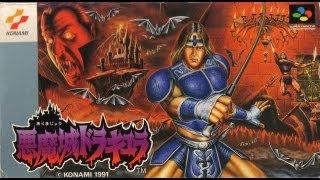 Super Castlevania IV Video Walkthrough