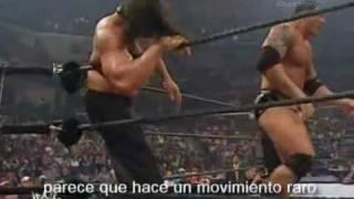 La WWE es mentira !!! video real 100 %