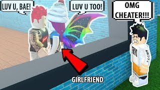 SPYING ON MY CHEATING GIRLFRIEND! ROBLOX ONLINE DATING! Roblox Robloxian Life | Roblox Funny Moments