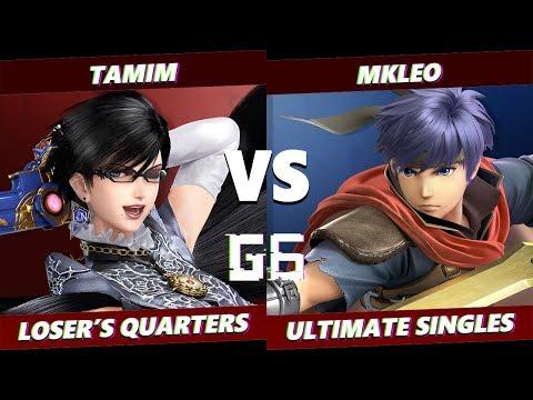 Xxx Mp4 Glitch 6 SSBU EMG Tamim Bayonetta VS FOX MVG MKLeo Ike Smash Ultimate Loser S Quarters 3gp Sex