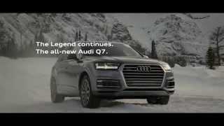 2016 Audi Q7 Commercial Yeti