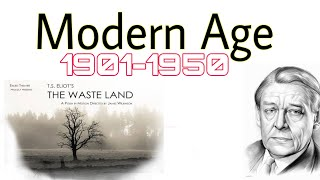Modern Age In History Of English Literature  || Modern Age In English Literature In Hindi
