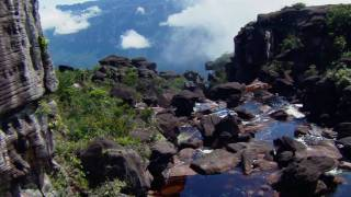 Planet Earth - Angel Falls (1080p Full HD)