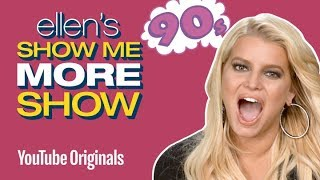 Jessica Simpson and tWitch Play with Toys from the
