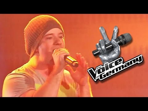 The Man Who Can't Be Moved - Ingo Röll | The Voice | Blind Audition 2014