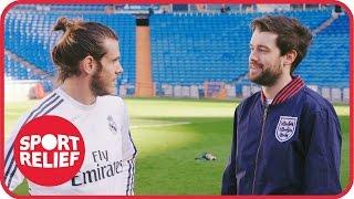 Sport Relief 2016 - Jack Whitehall meets Gareth Bale