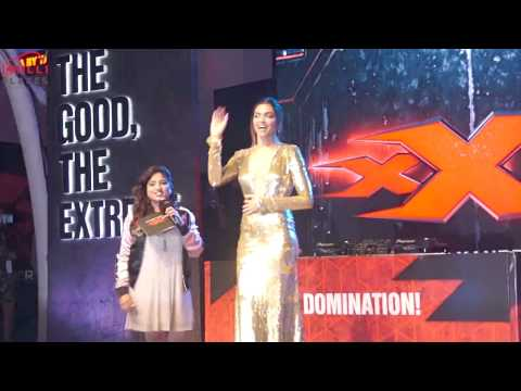 Xxx Mp4 XXX Premier In India Deepika And Vin Diesel Performed Live On Stage 3gp Sex
