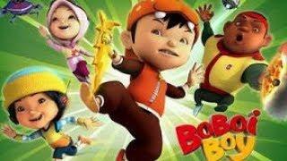 BoboiBoy Season02 Episode 02  - The Haunted House!  Hindi Dubbed HD 720p