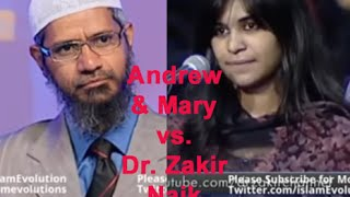 """Zakir Naik is Defeated by YESUS says """"ALL whatever the FATHER has, is MINE"""" John 16:15"""