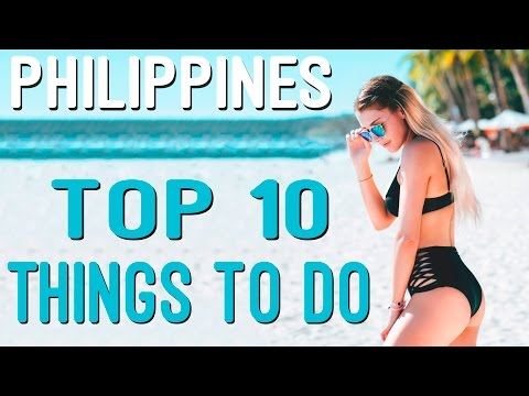 TOP 10 PHILIPPINES TRAVELERS PARADISE
