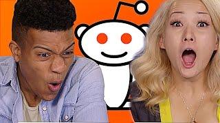 Reddit 50/50 is NSFW