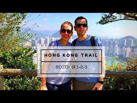 Hong Kong Hiking - Hong Kong Trail section 1-2-3 | Magda T