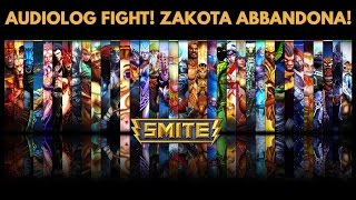 | Zakota vs W4terino | Audiolog Fight | Zakota Abbandona