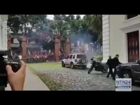 Oficialistas atacan Asamblea Nacional