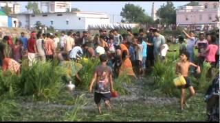 Brahmanbaria Ashuganj Oil Collect Footage