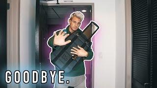 I'm leaving. I CAN'T STAY HOME! (Sad Goodbye)