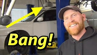Door Lift & Car Lift Problems and Solution