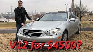 I Bought a Broken Mercedes S600 V12 for $4500.... 1 Year Update!