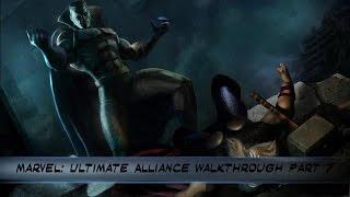 Marvel: Ultimate Alliance PS4 Walkthrough Part  7