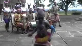 Nkwa Umuagbogho Dance Group (reenacting farming process), Afikpo Ebonyi State, Nigeria