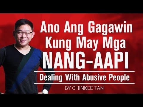 Ano Ang Gagawin Kung May Mga Nang-Aapi   Dealing With Abusive People