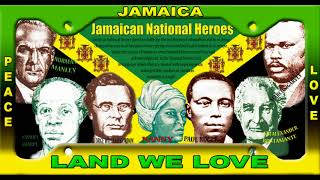 JAMAICA NATIONAL ANTHEM SONG by Rula Brown