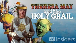 Theresa May and the Holy Grail