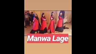 Manwa Lage-Sharna Apu's Holud Dance