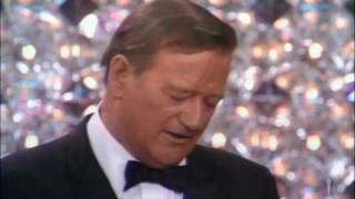 John Wayne Wins Best Actor: 1970 Oscars