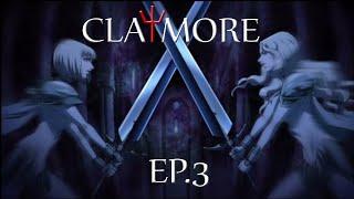 Claymore - La Città Sacra   EP.3   HD ITA