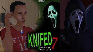 Knifed 7: Return To Woodscreek | Sims 2 Horror Movie (2013)