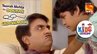 Tapu Challenges Jethalal | Tapu Sena Special | Taarak Mehta Ka Ooltah Chashmah