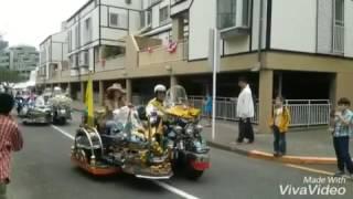 2016 U.S Embassy parade