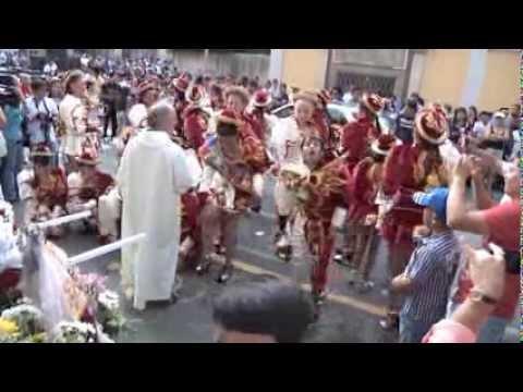 Festividad Urkupiña 2012