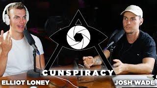 The Cunspiracy Podcast #004 - ELLIOT LONEY