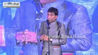 stand-up comedian Raju Shrivastav in  funny comedy ever on famous bollywood songs and fashion tv