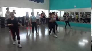 FITNESS DANCE AFRO BEAT by Janaina Amarante - EL SHELELE