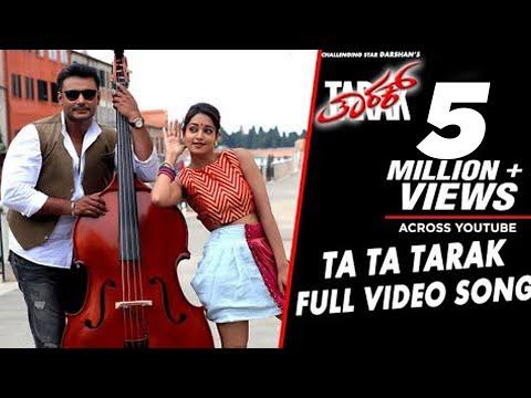 Ta Ta Tarak Video Song   Tarak Video Songs   Challenging Star Darshan, Shanvi Srivastava Arjun Janya