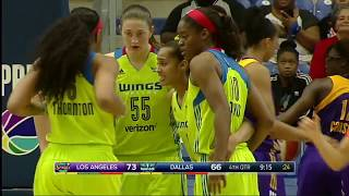 Meet the WNBA Western Conference All-Star Reserves!