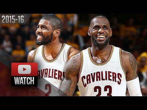 LeBron James & Kyrie Irving Full G1 Highlights vs Raptors 2016 ECF - Raptors Feed
