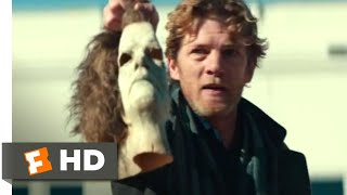 Halloween (2018) - The Mask of Michael Myers Scene (1/10)   Movieclips