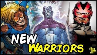 New Warriors TV Series ALL Superhero Characters Revealed