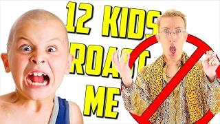 12 Kids ROAST Me (Diss Track)