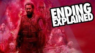 MANDY (2018) Ending Explained