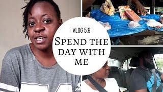 Vlog 5.9: Spend the Day with Me | OmogeMuRa
