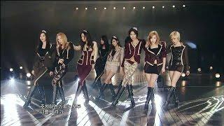 【TVPP】SNSD - The Boys, 소녀시대 - 더 보이즈 @ 2011 KMF Live