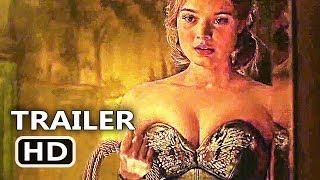 PROFESSOR MARSTON & THE WONDER WOMEN Trailer (2017) Luke Evans, Rebecca Hall Movie HD