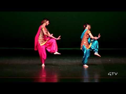 Manpreet & Naina Warrior Bhangra 2011