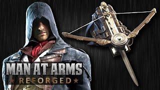 Arno Dorian's Phantom Blade (Assassin's Creed Unity) - MAN AT ARMS: REFORGED