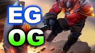 EG vs OG - FANTASTIC MATCH! - KIEV MAJOR SEMI-FINAL DOTA 2